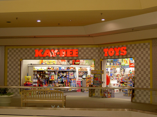 Remember Kb Toys We Loved The Past But It May Have A Future Fall