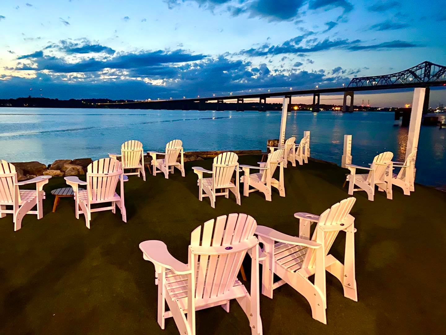 New Fall River waterfront restaurant begins taking reservations